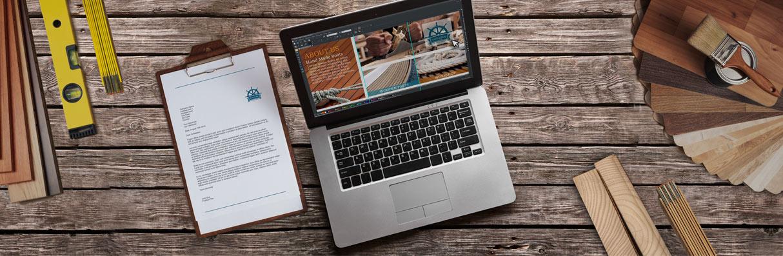 Design erstellen mit Page und Layout Designer 11