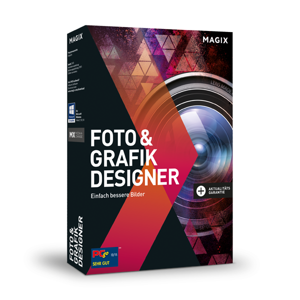 Foto & Grafik Designer kostenlos testen