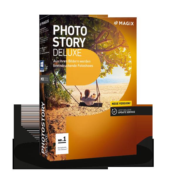 Photostory Deluxe kostenlos testen